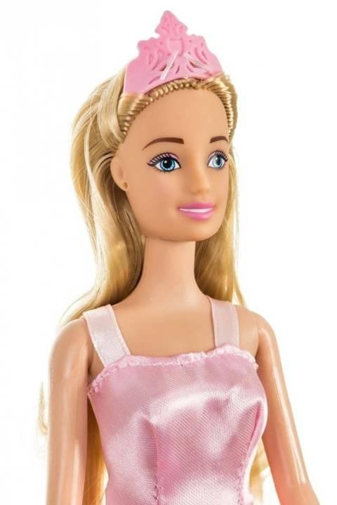 Lalka Anlily - Suknia ślubna - blondynka