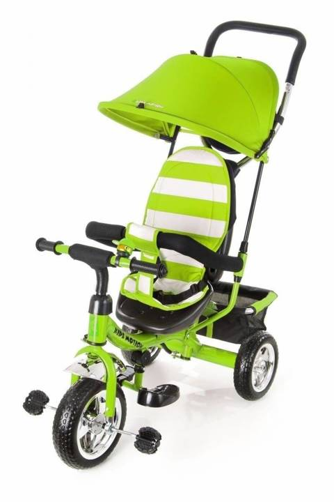 Rowerek trójkołowy Tobi Junior zielony